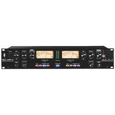 ART Pro MPA-II Two Channel Microphone Preamp PROMPAII DEMO