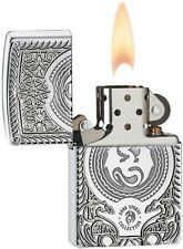Zippo 28962 Anne Stokes Dragon Armor Chome 2015/2016 Choice Catalog Lighter