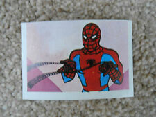 SPIDERMAN CARDS - Choose Single Card -1981 - Animated Series - FHER RARE