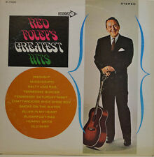RED FOLEY'S  GREATEST HITS - DECCA DL 75003 STEREO  LP (X462)