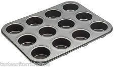 Master Class Professional Non Stick 12 Mini Victoria Sandwich Cake Tin Sheet