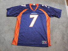 VINTAGE John Elway Denver Broncos Football Jersey Adult Extra Large Blue NFL