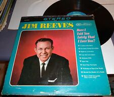 Jim Reeves RCA Camden CAS 842 LP Record Have I Told You Lately That I Love You