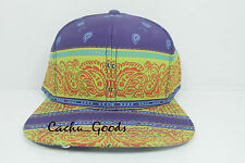 Crooks and Castles Snapback Mixed Color New Adjustable