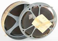 MOVIE 16MM FILM SHAKESPHERE NATIONAL GEOGRAPHIC SOCIETY PART 1 AND 2