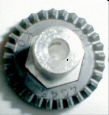 """29 Tooth COX CROWN COXALOY Gear  #4142 Set Screw type  48 pitch 1/8"""" axle NOS"""
