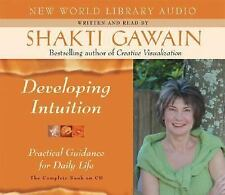 Developing Intuition-Shakti Gawain-Audio CD-BRAND NEW & SHRINK WRAPPED - 1