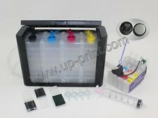For WorkForce3620 3640 7110 7620 252XL1-252XL4 Luxury Continuous Ink System CISS