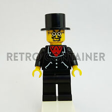 LEGO Minifigures - 1x adv038 - Lord Sam Sinister - Omino Minifig Adventurers