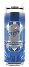 Los Angeles Dodgers Stainless Steel Thermo Can - 16.9oz [NEW] Tumbler Mug Coffee