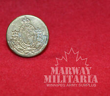 Royal Canadian Corps of Signals, Mess Dress Uniform BUTTON (inv 7744)