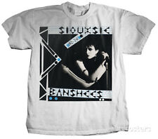 Siouxsie and the Banshees - Zig Zag Apparel T-Shirt M - White