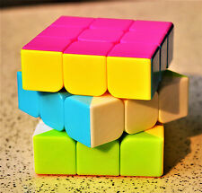 Fast & Smooth Rubik's Speed Cubes Magic 3x3x3 Cubes For Competition ~ No Stuck~