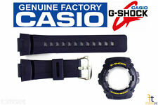 CASIO G-Shock G-100-2BV Original Blue BAND & BEZEL Combo Set