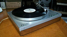 Philips 312 electronic turntable, beautiful condition