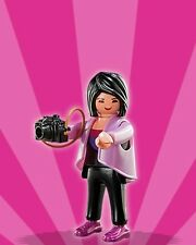 Playmobil Mystery Figure Series 4 5285 Photographer / Tourist with Camera NEW