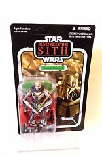 STAR WARS VINTAGE COLLECTION ROTS VC17 GENERAL GRIEVOUS FIGURE NEW UNPUNCHED