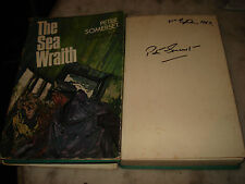 The Sea Wraith (Somerset, Peter -SIGNED FIRST EITION HARDBACK 1967