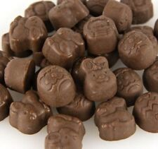 BULK 2 LB Chocolate Covered Peanut Butter Mini Treats Easter Candy Egg Bunny