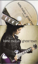 KATIE MELUA Ghost Town UK 1-trk promo CD card sleeve