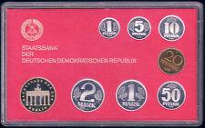 1988 - DDR Kursmünzensatz, polierte Platte