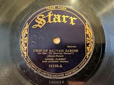 LIONEL PARENT STARR Canada 16103 C'est Un Mauvais Garcon Quebecos French HOT 78