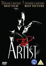 THE ARTIST JEAN DUJARDIN BERENICE BEJO E.I.V. UK 2012 REGION 2 DVD EXCELLENT CND