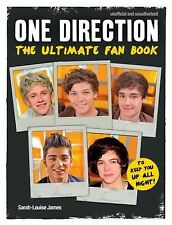One Direction: The Ultimate Fan Book BRAND NEW !! FRE SHIPPING