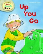 NEW - UP YOU GO - LEVEL 1 (OXFORD READING TREE First Stories)  Stage 1