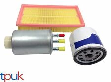 FORD TRANSIT CONNECT FILTER SERVICE KIT OIL AIR FUEL 1.8 90 / 115 2002 ON