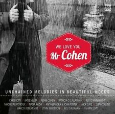 LEONARD COHEN - POLISH WE LOVE YOU MR COHEN RARE 2CD (2012) BO