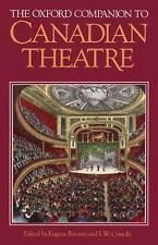 The Oxford Companion to Canadian Theatre-ExLibrary
