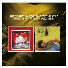 Disco Recharge: Early Riser/Two Hot for Love * by THP Orchestra (CD,...
