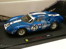 FERRARI 250 LM 12 HOURS OF SEBRING 1965 ELITE HOTWHEELS MODEL 1/18 #T6262
