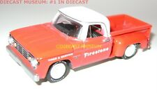1967 '67 DODGE D-100 TRUCK PICKUP FIRESTONE DIECAST GREENLIGHT ROUTE 66 LOOSE