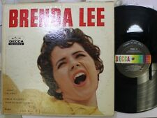50'S & 60'S Lp Brenda Lee Self Titled On Decca
