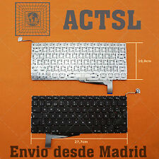 "Teclado Español para Apple MacBook Pro 15"" A1286 2008 MB471LL/A (NOT FIT 2009 20"