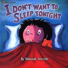I Don't Want to Sleep Tonight (Pop-Up Book)