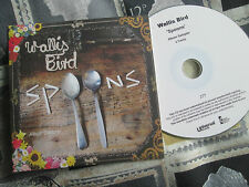 Wallis Bird - Spoons 4 track  PROMO  CD Sampler