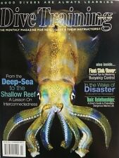 DIVE TRAINING  Deep Sea to the Shallow Reef  Buoyancy Conttol 3/15 FREE SHIPPING