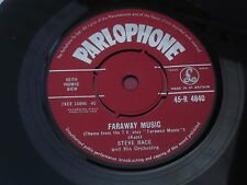 Steve Race & His Orchestra : Faraway Music - Paris By Candlelight : 45-R 4840