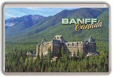 Banff Canada Fridge Magnet 02