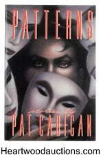 Patterns by Pat Cadigan Signed Ltd Vern Dufford cvr- High Grade