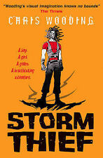 Storm Thief, Chris Wooding