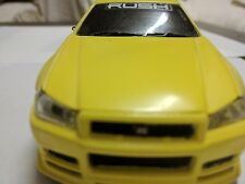 Kyosho Mini-Z Racer Chassis Nissan skyline Radio Controlled Car no transmitter​