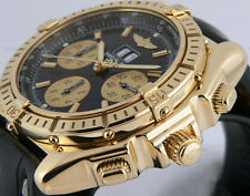 €22000 BREITLING SPECIALE - Edition Limited 1 of 1000 - OR GOLD 18K Montre Watch