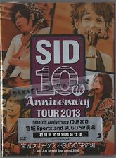 SID: 10th anniversary Tour 2013 - Sportsland Sugo SP (2014) Japan / 2DVD TAIWAN