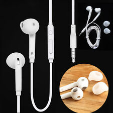 3.5mm Intra-auriculaires Écouteur Casque Headset Pr Samsung Galaxy S6 S6 Edge NF