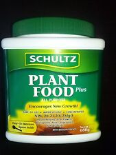 SCHULTZ Premium all purpose fertilizer concentrate NPK 20:21:20+2MgO plant food