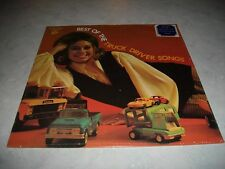 Best Of The Truck Driver Songs LP red sovine minnie pearl hyro brown country NEW